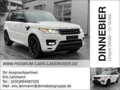gebraucht Land Rover Range Rover Sport TDV6 HSE Dynamic | RANGE ROVER Berlin Gebrauchtwagen, bei Autohaus Dinnebier GmbH