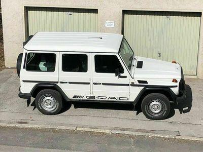 gebraucht Mercedes G280 MercedesCDI Professional