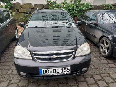 gebraucht Chevrolet Nubira MIT GASANLAGE
