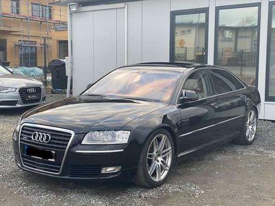 gebraucht Audi A8L 4.2 TDI QUATTRO ACC*MASSAGE*TV*VOLL