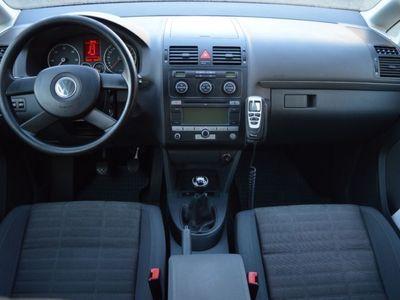 gebraucht VW Touran 1.9 TDI DPF Goal-NAVI-AHK-TOP ZUSTAND