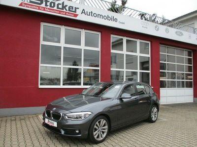 gebraucht BMW 118 Navi, LED-Scheinwerfer, PDC, Tempomat