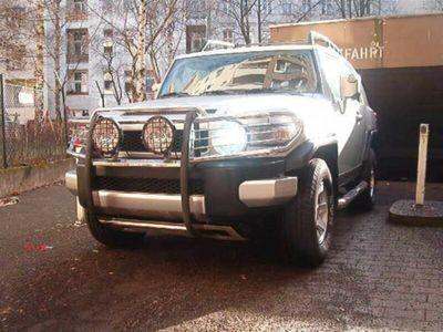 gebraucht Toyota FJ 4X4 Aut.DVDTV 21800Netto Einmalig!!!!!