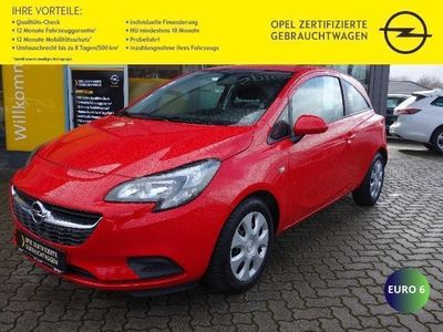 käytetty Opel Corsa E Edition Bluetooth Klima BC Allwetterreifen