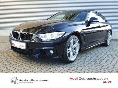 gebraucht BMW 430 Gran Coupé d xDrive M Sport Leder Navi e-Sit