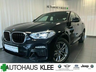 gebraucht BMW X4 xDrive 30 i M Sport,LED,Panorama El. Heckklappe PDCv+h Keyless,LED-hinten LED-Tagfahrlicht