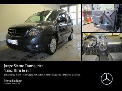 gebraucht Mercedes Citan 111 TOURER EDITION NAVI+KLIMA+TEMPOMAT