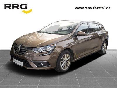 gebraucht Renault Mégane GRANDTOUR IV 1.5 dCi 110 INTENS EDC EURO