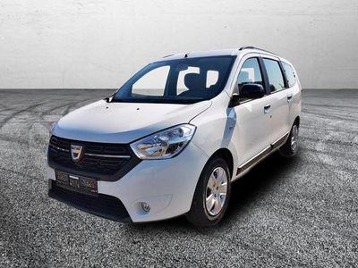 gebraucht Dacia Lodgy SL Celebration 7-Sitzer|Klima|Navi|PDC ...