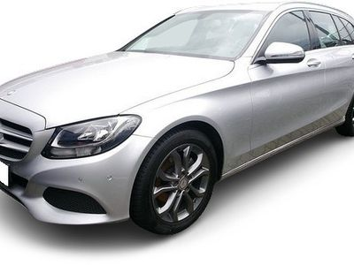gebraucht Mercedes C200 C 200BlueTEC Avantgarde NAVI+KLIMA+TEMPOMAT