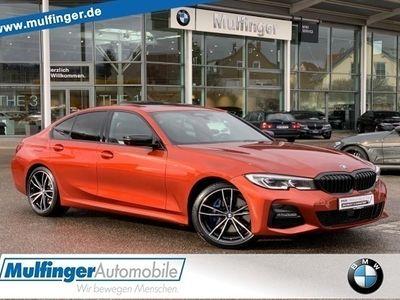 gebraucht BMW 330 d M Sport Laser DrvAsProf.HUD Gestik Park+AHK