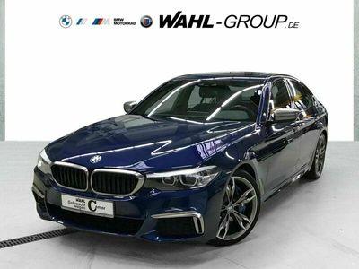 gebraucht BMW M550 i xDrive G30 Glasdach Standheizung Navi Prof als Limousine in Siegen