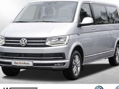 gebraucht VW Caravelle T6Comfortline lang2.0TDI+ACC+LED+NAVI+