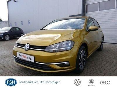 gebraucht VW Golf VII 1.6 TDI Join BM ACC Navi Tempomat Lightass.