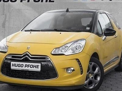 gebraucht Citroën DS3 Cabriolet DS3 SoChic / Scheckheft
