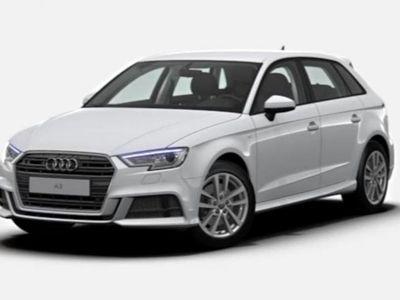 gebraucht Audi A3 Sportback 35 TFSI 150 S-tronic Nav+ S Line Keyless