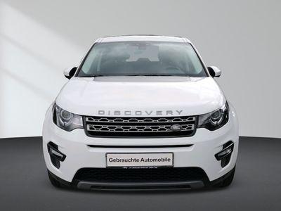gebraucht Land Rover Discovery Sport TD4 SE Aut. Xenon Navi PDC AHK