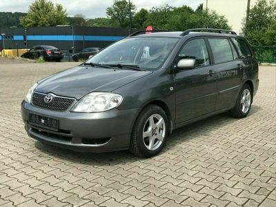 gebraucht Toyota Corolla Combi 1.6 Klima