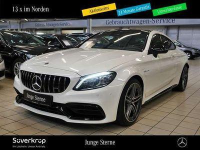 gebraucht Mercedes C63S AMG AMG Coupé NIGHT+DSTRO+PANO+SOUND+DRIVERSP