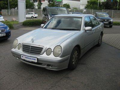 gebraucht Mercedes E270 E270 CDI KLIMA LEDER kein TÜV