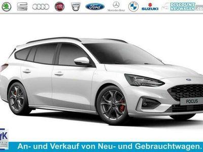 gebraucht Ford Focus Turnier Kombi 1.5 EcoBoost 182 A8 ST-LineX LED