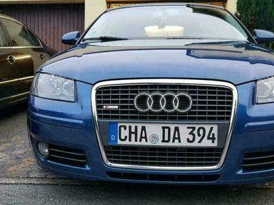 gebraucht Audi A3 S Line 2.0 TDI 140PS