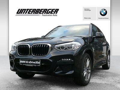 gebraucht BMW X3 xDrive30d M Sport HK HiFi LED Aktionspreis 61660.- UVP 71660.- WLAN RFK AHK