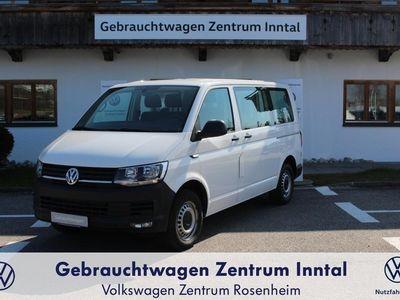 gebraucht VW Transporter T6 Kombi EcoProfi 2,0 TDI DSG (AHK,Navi)