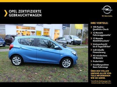 gebraucht Opel Karl Innov.1.0 Klimaaut,Allwetter,elektr. Spiegel