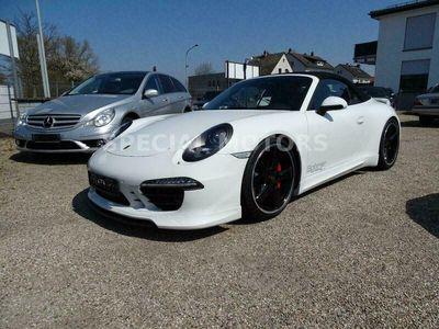 gebraucht Porsche 991 / 4S Cabrio TECH ART Design- PDK,20Zoll-