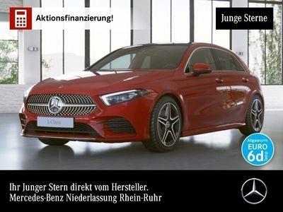 gebraucht Mercedes A250 4M AMG Pano Multibeam Burmester Keyl-GO PTS