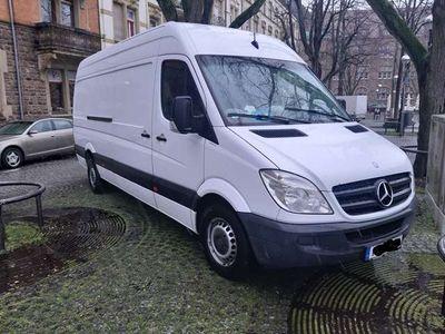 gebraucht Mercedes Sprinter 319 CDI 906.631 Aut.