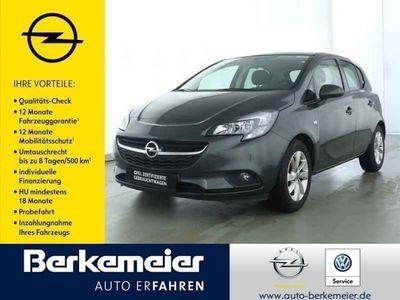 gebraucht Opel Corsa E ON IntelliLink Allwetter Euro 6d-Temp