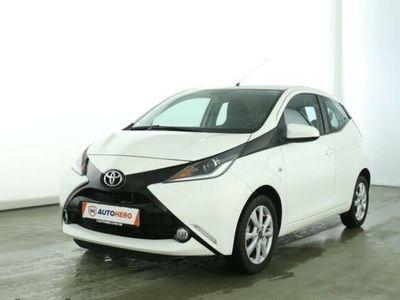 gebraucht Toyota Aygo 1.0 X-Play Touch *CAM*NAVI*ALU*
