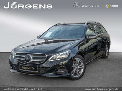 gebraucht Mercedes E250 T-Modell Avantgarde+Burmester+Comand