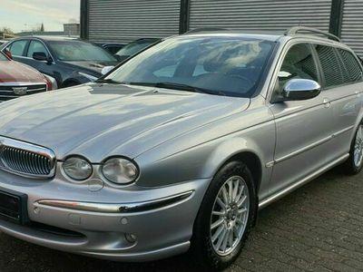 gebraucht Jaguar X-type Estate 2.2 D Executive als Kombi in Eggenstein-Leopoldshafen
