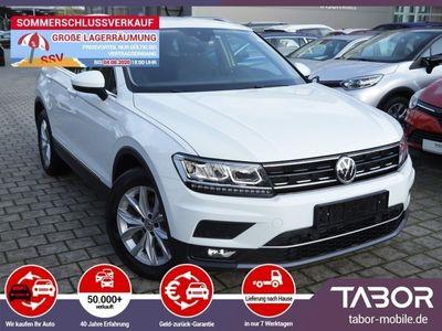 gebraucht VW Tiguan 2.0 TDI 150 DSG HL LED AID in Kehl