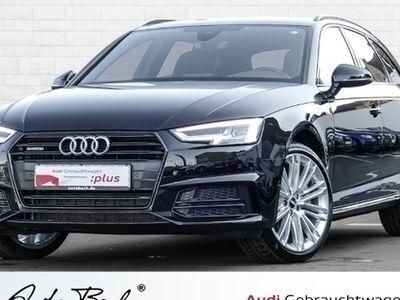 käytetty Audi A4 Avant Sport S line 2.0TDI Stronic qu. AHK LED Navi