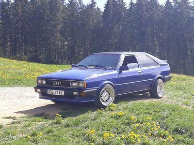 gebraucht Audi Coupe GT
