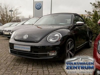 gebraucht VW Beetle Beetle Cabrio 1.4 TSI Exclusive