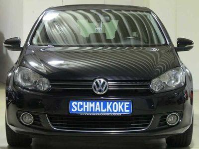 gebraucht VW Golf VI 1.2 TSI Style AHK Climatronic LM16