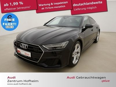 gebraucht Audi A7 Sportback 50 TDI qu. 2x S line tip. 210kW*EUR 2