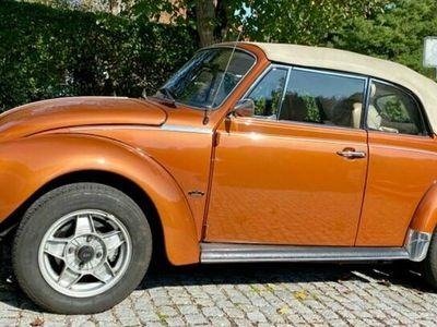gebraucht VW Käfer VWCabrio Karmann 1303 LS Cabriolet