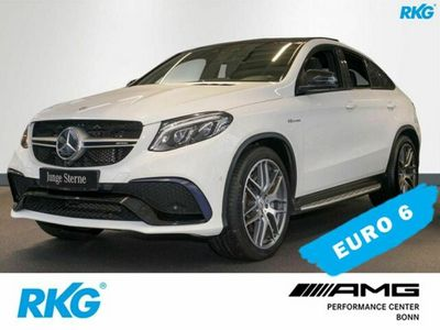 gebraucht Mercedes GLE63 AMG AMG 4M Coupé Harman*Sitzklima*Drivers P.*