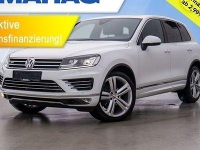 usado VW Touareg PDC AHK Bi-Xenon Navi Climatronic