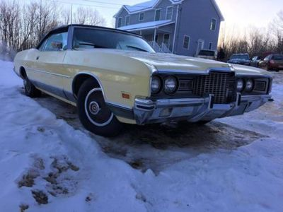 second-hand Ford LTD Cabriolet