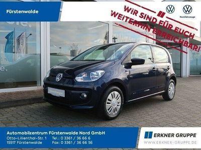 gebraucht VW up! up! move1.0 eco KLIMA SERVO GRA SHZ PDC