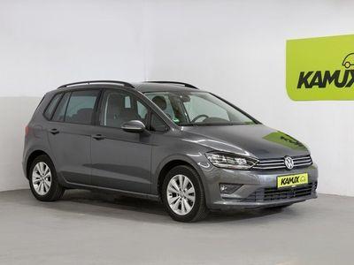 gebraucht VW Golf Sportsvan 1.4 TSI DSG Comfortline EU6 +Navi +Bi-Xenon +Einparkhilfe +Tempomat