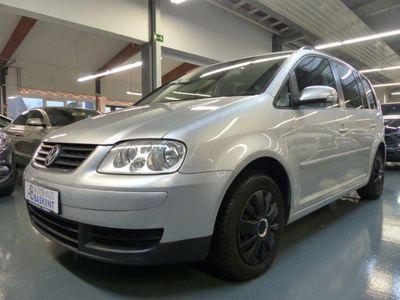 gebraucht VW Touran 2.0 TDI*TEMPOMAT*TÜV 01/2020*