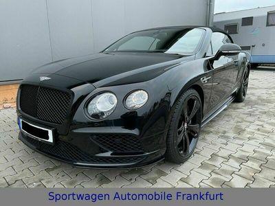gebraucht Bentley Continental GTC V8 S *Diamond Edition * 1 OF 25